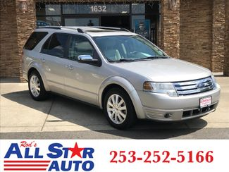 2008 Ford Taurus X Limited AWD in Puyallup Washington, 98371