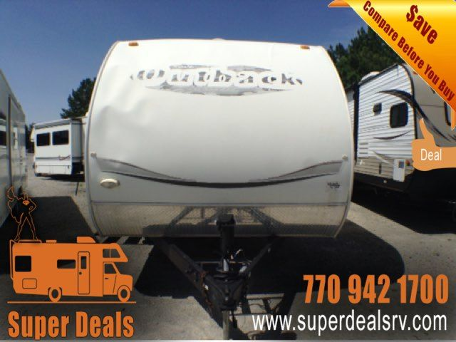 2008 Forest River Outback 27RLS