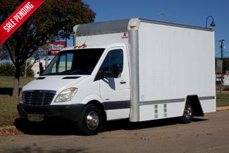 2008 Freightliner 3500 Cutaway Van Dual Rear Wheel with 14 FT Supreme Box Tool Truck in Dallas, Texas 75220