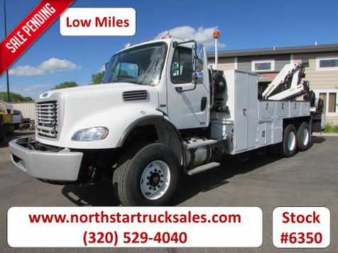 2008 Freightliner M2 Service Utility Truck  in St Cloud, MN