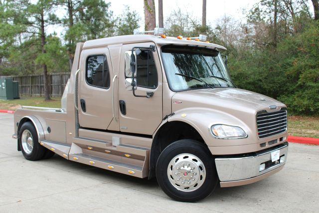 2008 Freightliner M2 106 SPORTCHASSIS RHA Luxury Diesel Ranch Hauler CONROE, TX 1