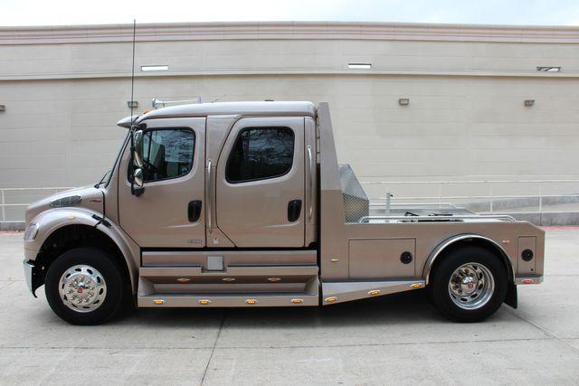 2008 Freightliner M2 106 SPORTCHASSIS RHA Luxury Diesel Ranch Hauler CONROE, TX 11
