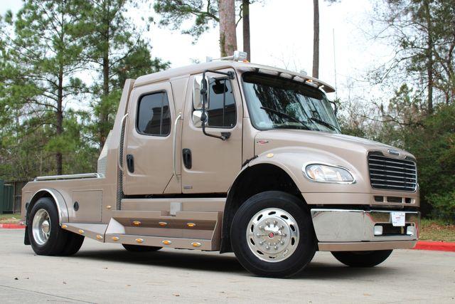 2008 Freightliner M2 106 SPORTCHASSIS RHA Luxury Diesel Ranch Hauler CONROE, TX 2