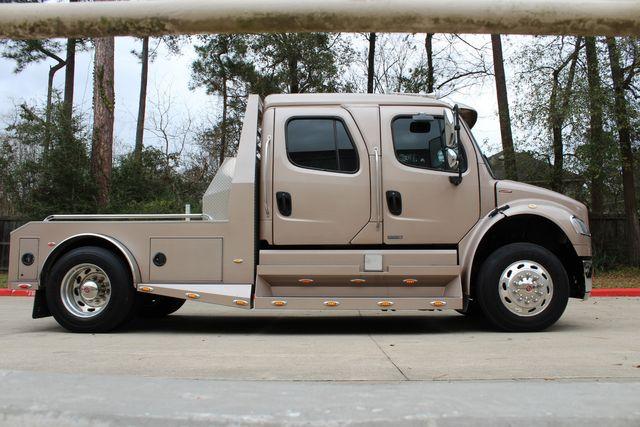 2008 Freightliner M2 106 SPORTCHASSIS RHA Luxury Diesel Ranch Hauler CONROE, TX 21