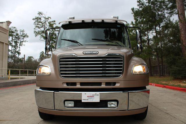 2008 Freightliner M2 106 SPORTCHASSIS RHA Luxury Diesel Ranch Hauler CONROE, TX 6