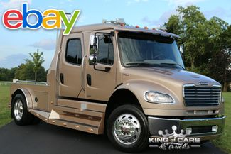 2008 Freightliner M2 Sportchassis RANCH HAULER 8.3L DIESEL 25K MILES 1-OWNER MUST SEE in Woodbury New Jersey, 08096