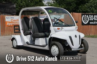 2008 Global Electric Moto E4 4 Passenger + Utility Bed in Austin, TX 78745