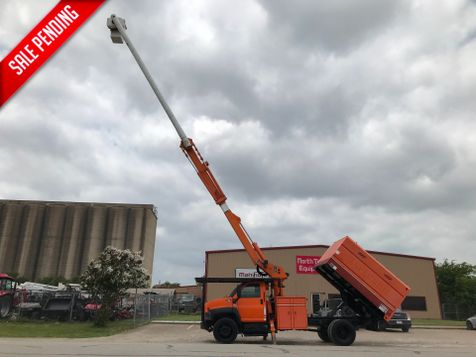 2008 GMC 7500 Forestry Bucket Truck  in Fort Worth, TX