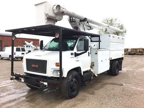 2008 GMC 7500 FORESTRY ELEVATOR BUCKET TRUCK  in Fort Worth, TX