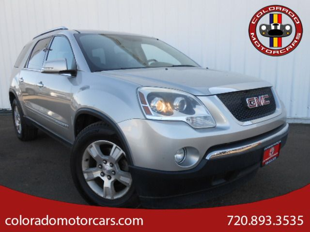 2008 GMC Acadia SLT1 in Englewood, CO 80110