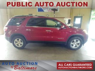 2008 GMC Acadia SLT1 | JOPPA, MD | Auto Auction of Baltimore  in Joppa MD