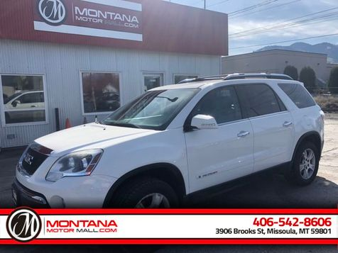 2008 GMC Acadia SLT2 in