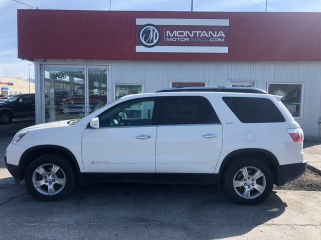 2008 GMC Acadia SLT2 in Missoula, MT 59801