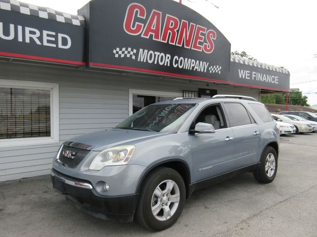 2008 GMC Acadia, PRICE SHOWN IN THE DOWN PAYMENT south houston, TX 0