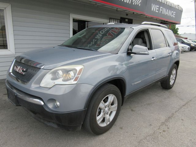 2008 GMC Acadia, PRICE SHOWN IN THE DOWN PAYMENT south houston, TX 1