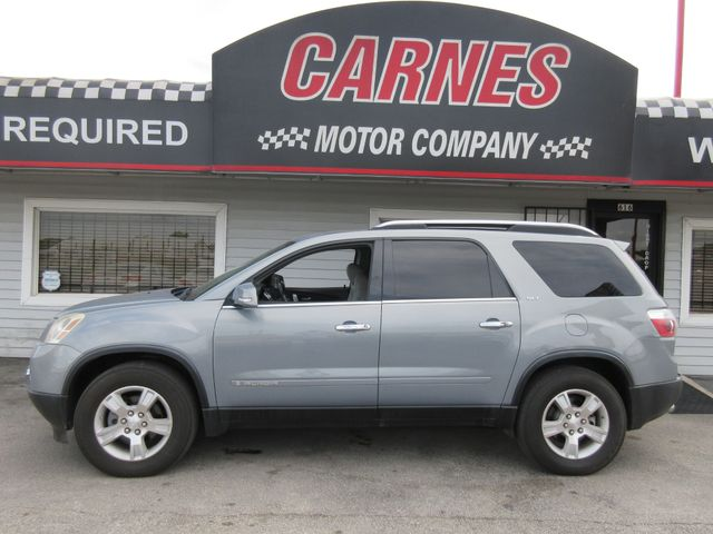 2008 GMC Acadia, PRICE SHOWN IN THE DOWN PAYMENT south houston, TX 2