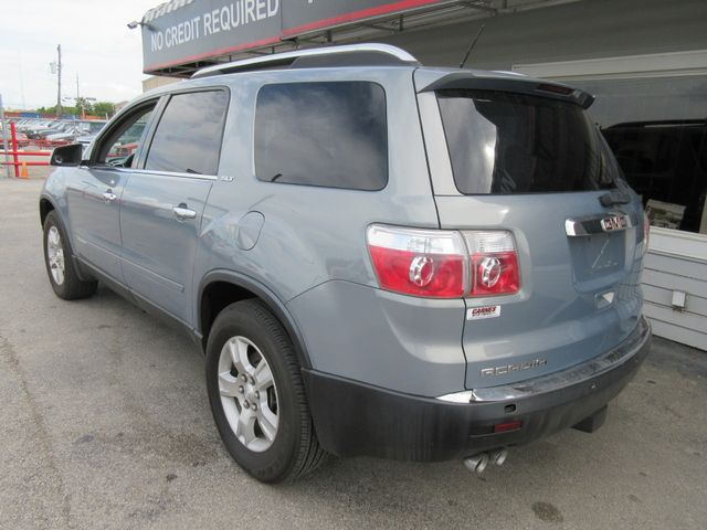 2008 GMC Acadia, PRICE SHOWN IN THE DOWN PAYMENT south houston, TX 3