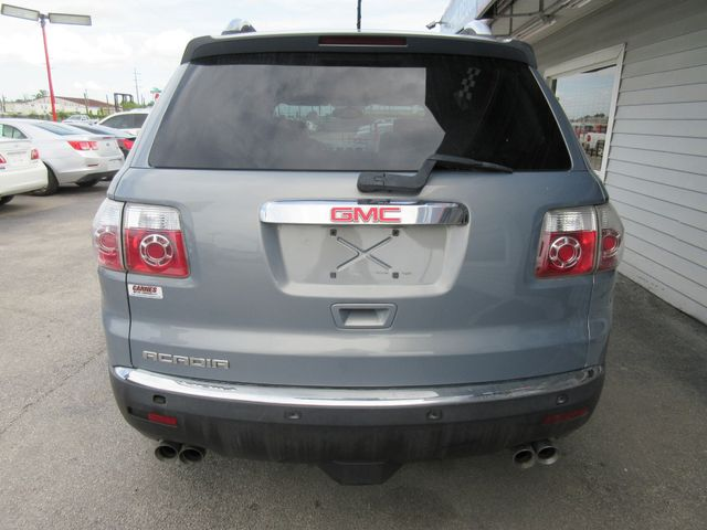 2008 GMC Acadia, PRICE SHOWN IN THE DOWN PAYMENT south houston, TX 4