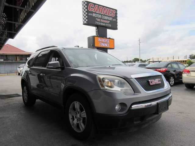 2008 GMC Acadia, PRICE SHOWN IN THE DOWN PAYMENT south houston, TX 7