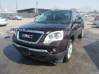 2008 GMC Acadia SLE1 Salt Lake City, UT