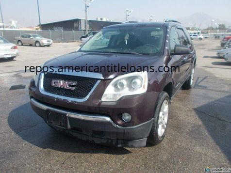 2008 GMC Acadia SLE1 in Salt Lake City, UT