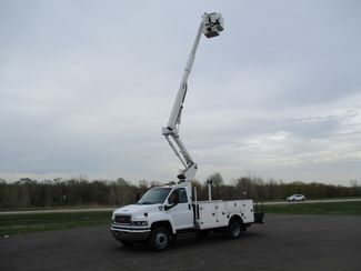 2008 GMC C5500 AUTO 88K BUCKET BOOM TRUCK Lake In The Hills, IL 33