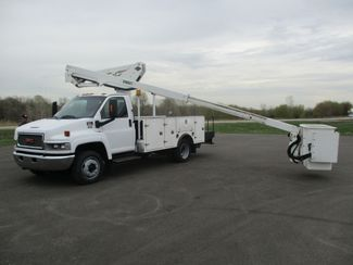 2008 GMC C5500 AUTO 88K BUCKET BOOM TRUCK Lake In The Hills, IL 34
