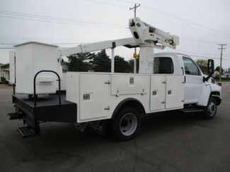 2008 GMC C5500 AUTO 88K BUCKET BOOM TRUCK Lake In The Hills, IL 4