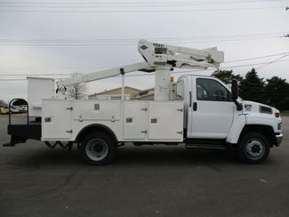 2008 GMC C5500 AUTO 88K BUCKET BOOM TRUCK Lake In The Hills, IL 5
