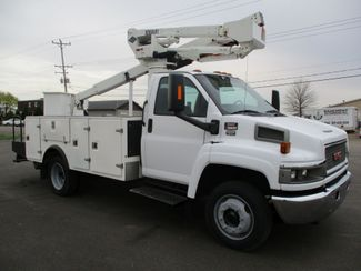 2008 GMC C5500 AUTO 88K BUCKET BOOM TRUCK Lake In The Hills, IL 6