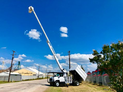 2008 GMC C7500 FORESTRY BUCKET TRUCK  in Fort Worth, TX