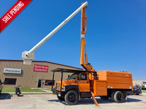 2008 GMC C7500 FORESTRY 60' ALTEC BUCKET TRUCK in Fort Worth, TX