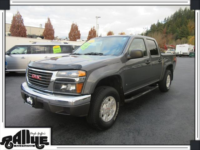 2008 GMC Canyon SLE C/Cab 4WD in Burlington WA, 98233