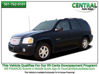 2008 GMC Envoy SLE2 | Hot Springs, AR | Central Auto Sales in Hot Springs AR