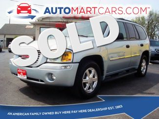 2008 GMC Envoy SLE2   Nashville, Tennessee   Auto Mart Used Cars Inc. in Nashville Tennessee