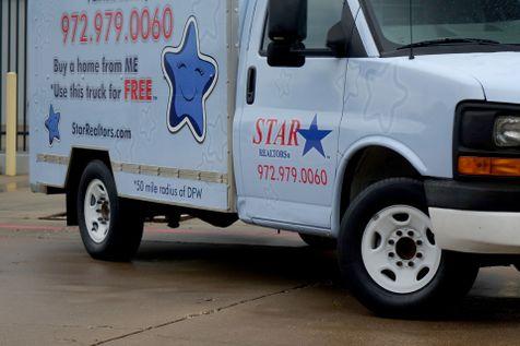 2008 GMC Savana Cutaway Box Van 9E9 SRW Box Van   Plano, TX   Carrick's Autos in Plano, TX