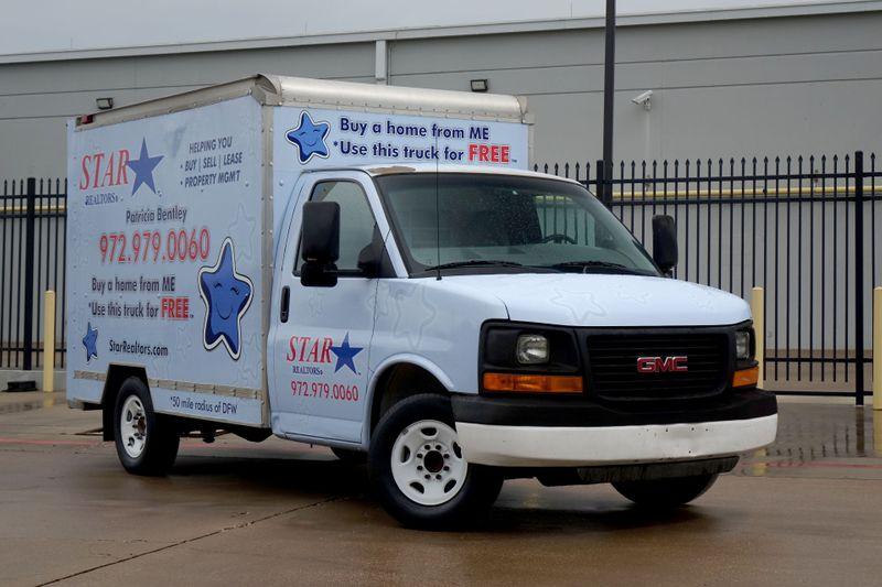 2008 GMC Savana Cutaway Box Van 9E9 SRW Box Van   Plano, TX   Carrick's Autos in Plano TX
