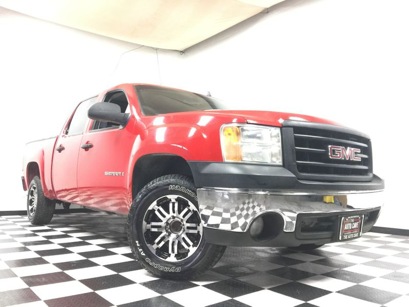 2008 GMC Sierra 1500 *SLE2 Crew Cab 2WD*5.3L V8* | The Auto Cave in Addison