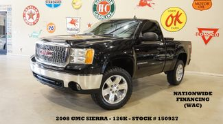 2008 GMC Sierra 1500 SLE1 Z-71 4X4 5.3L,CLOTH,POLISH 20'S,126K in Carrollton, TX 75006