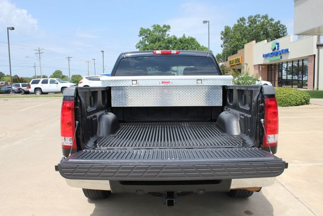2008 GMC Sierra 1500 SLT ALL TERRAIN Z71 4X4 Conway, Arkansas 3