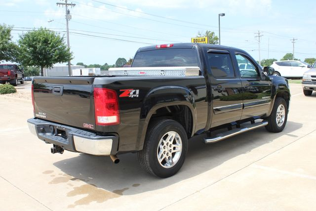 2008 GMC Sierra 1500 SLT ALL TERRAIN Z71 4X4 Conway, Arkansas 4