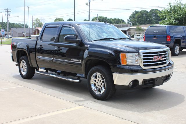 2008 GMC Sierra 1500 SLT ALL TERRAIN Z71 4X4 Conway, Arkansas 6