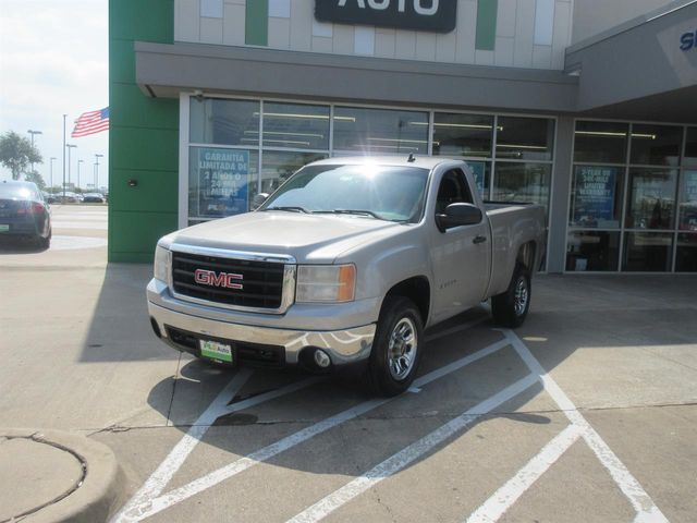 2008 GMC Sierra 1500 Work Truck in Dallas, TX 75237