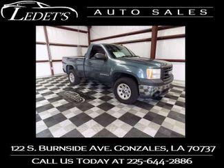 2008 GMC Sierra 1500 Work Truck - Ledet's Auto Sales Gonzales_state_zip in Gonzales
