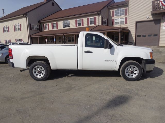 2008 GMC Sierra 1500 Work Truck Hoosick Falls, New York 2