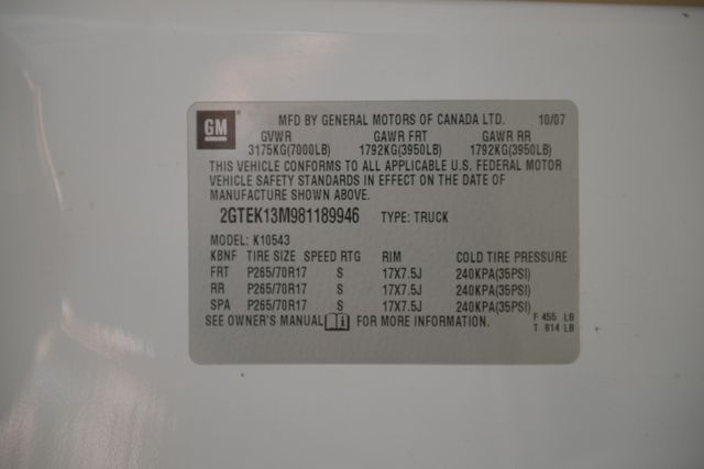 2008 GMC Sierra 1500 SLT Houston, Texas 30