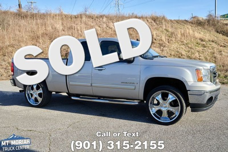2008 GMC Sierra 1500 SLE1 | Memphis, TN | Mt Moriah Truck Center in Memphis TN
