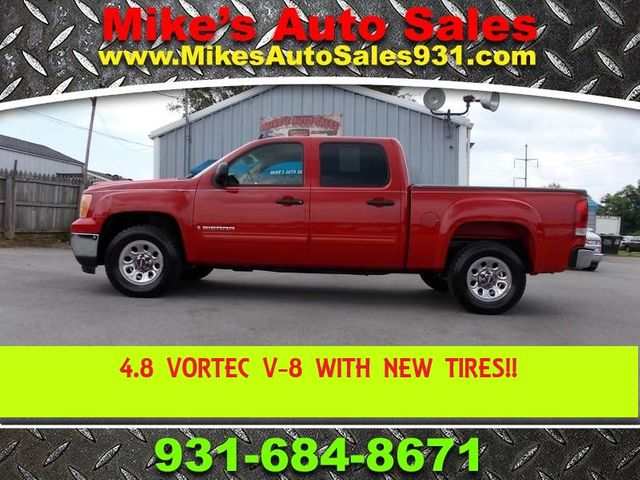 2008 GMC Sierra 1500 SL Shelbyville, TN
