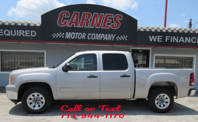 2008 GMC Sierra 1500 SLE1 south houston, TX