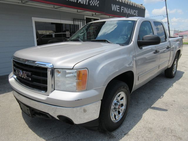 2008 GMC Sierra 1500 SLE1 south houston, TX 1